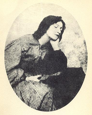 Photograph of Elizabeth Siddal c.1860