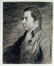 Portrait of Francis Douce by James Barry, 1803