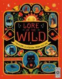 Book cover design for Lore of the Wild by Claire Cock-Starkey